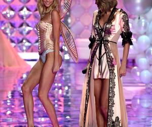 Taylor Swift, Karlie Kloss, and Victoria's Secret image