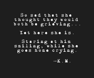 heartbroken, naive, and poem image