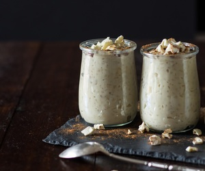chestnut, Cinnamon, and rice pudding image