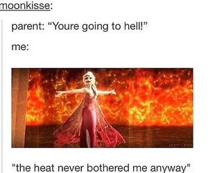 frozen, tumblr, and funny tumblr image