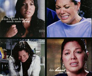 break up, television, and grey's anatomy image