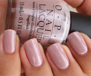 nails, opi, and nail polish image