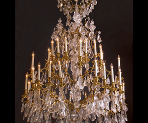 black crystal chandelier, modern crystal chandelier, and cheap crystal chandeliers image