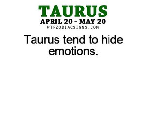 emotions, hide, and tauras image