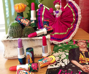 art, love, and frida kahlo image