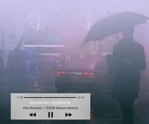one direction, rain, and song image