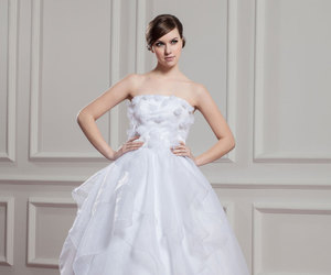 wedding dress and ball gown image