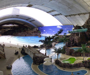 ocean dome image