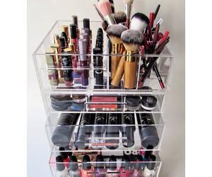 lipstick, mac, and makeup brush image