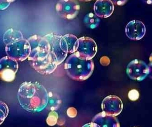 bubbles, wallpaper, and cute image