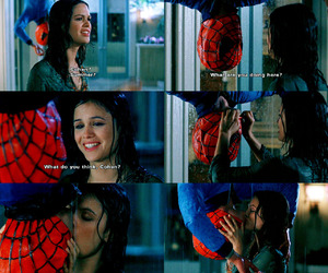 spiderman, the oc, and kiss image