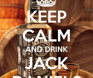 drink and jack daniels image