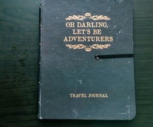 travel, adventure, and book image