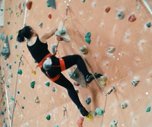 climbing and klettern image