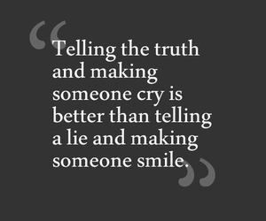 lies, quote, and truth image