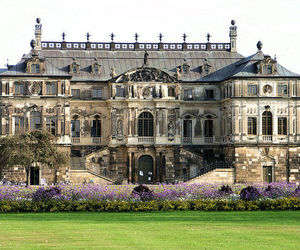 dresden, palace, and germany image