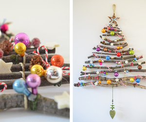 christmas, christmas tree, and diy image