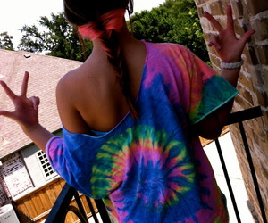 hair and hippie image