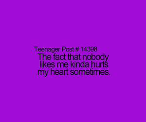 quote, hurt, and like image