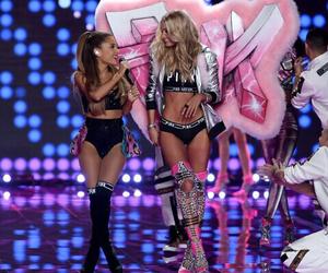 ariana grande, Victoria's Secret, and elsa hosk image