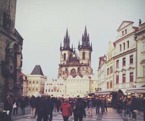 miss, prague, and travel image