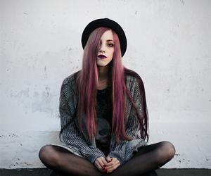grunge, hair, and indie image