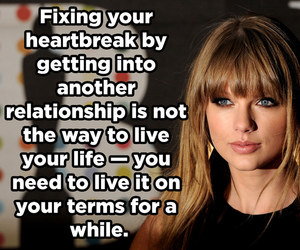 life, Taylor Swift, and Relationship image