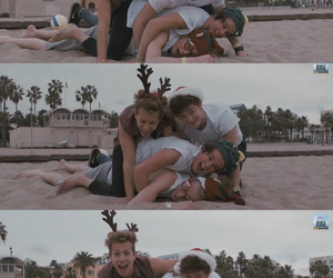 beach, handsome, and the vamps image