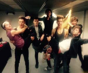 the vamps and union j image