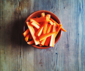 carrot, color, and lunch image