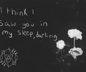 sleep, darling, and Dream image