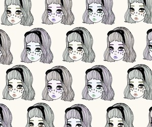valfre, art, and girl image