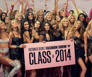 Victoria's Secret, Taylor Swift, and models image
