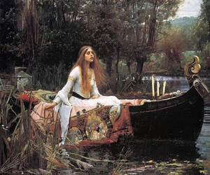 art, painting, and john william waterhouse image