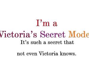 model, Victoria's Secret, and secret image