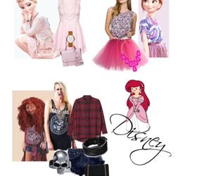 anna, disney, and disney princess image