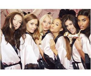 ariana grande, Victoria's Secret, and model image