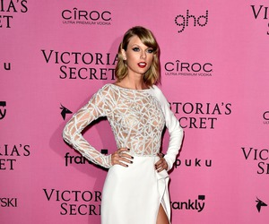 Taylor Swift, Victoria's Secret, and dress image