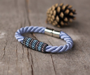 blue, rope, and gift for her image