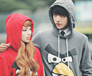 couple, cute, and boy image