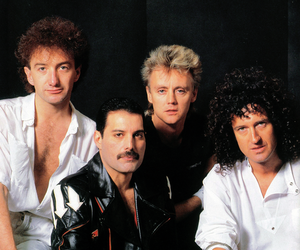 Queen, band, and perfect image