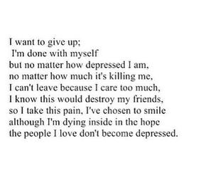 depressed, sad, and broken image