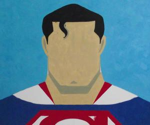 pop art, superman, and marvel comics image