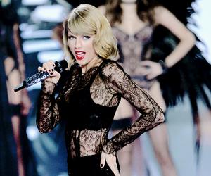 Taylor Swift, Victoria's Secret, and vs image