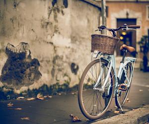 bike and old image