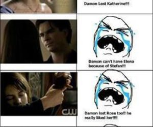damon, ian somerhalder, and tvd image