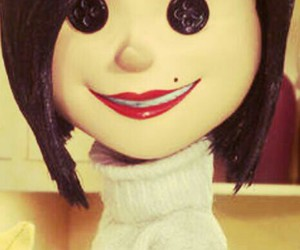 coraline, mother, and movie image