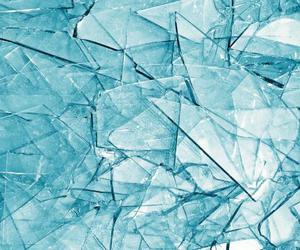 blue, glass, and background image