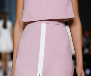fashion, runway, and spring 2015 image