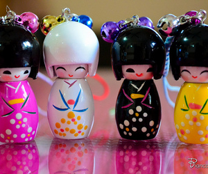 adorable, black, and dolls image